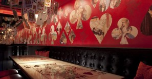 Restaurante inspirate de arte